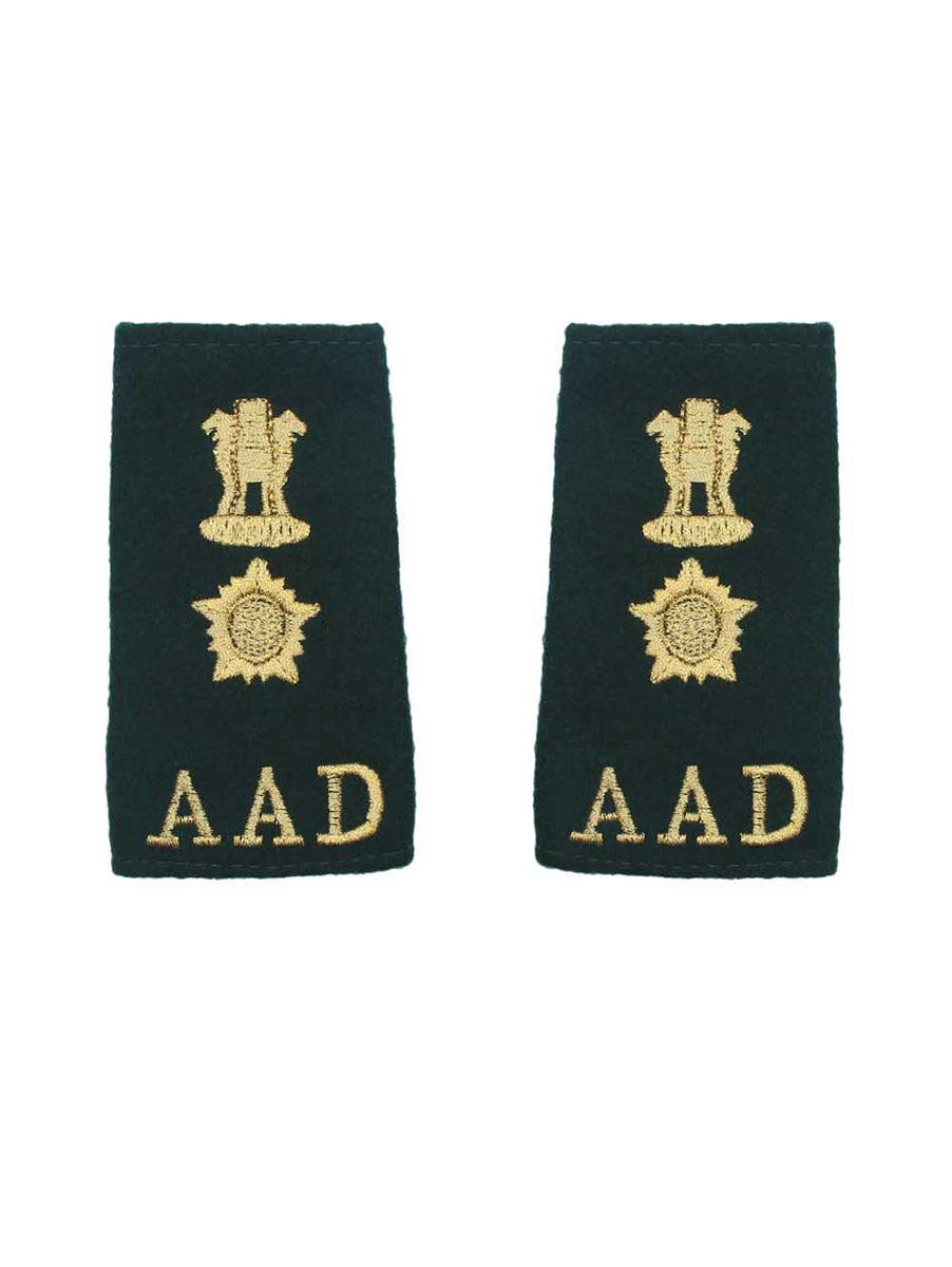 Epaulette Lieutenant Colonel Army Air Defence