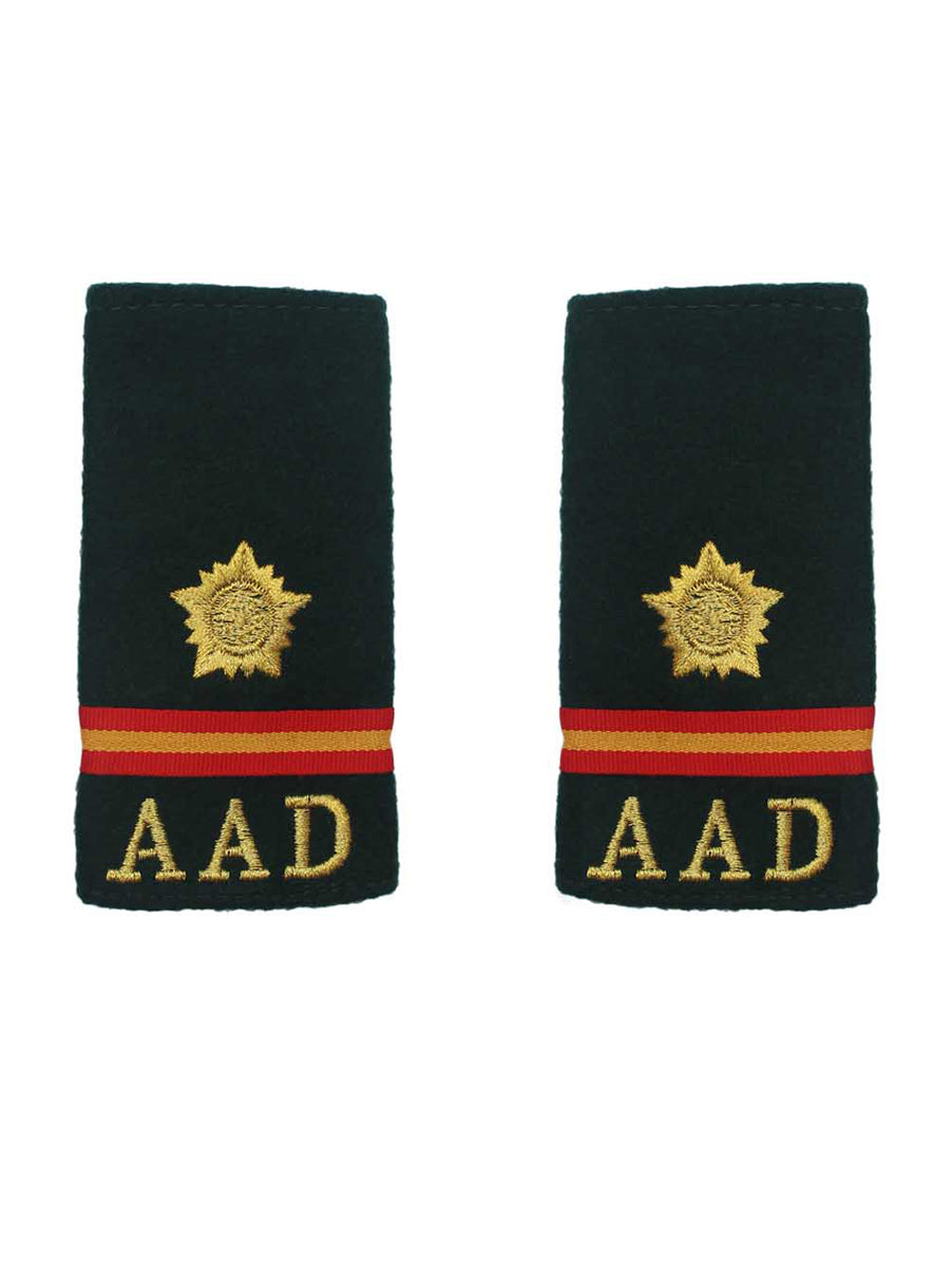 Epaulette Naib Subedar Army Air Defence