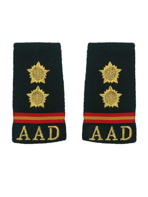 Epaulette Subedar Army Air Defence