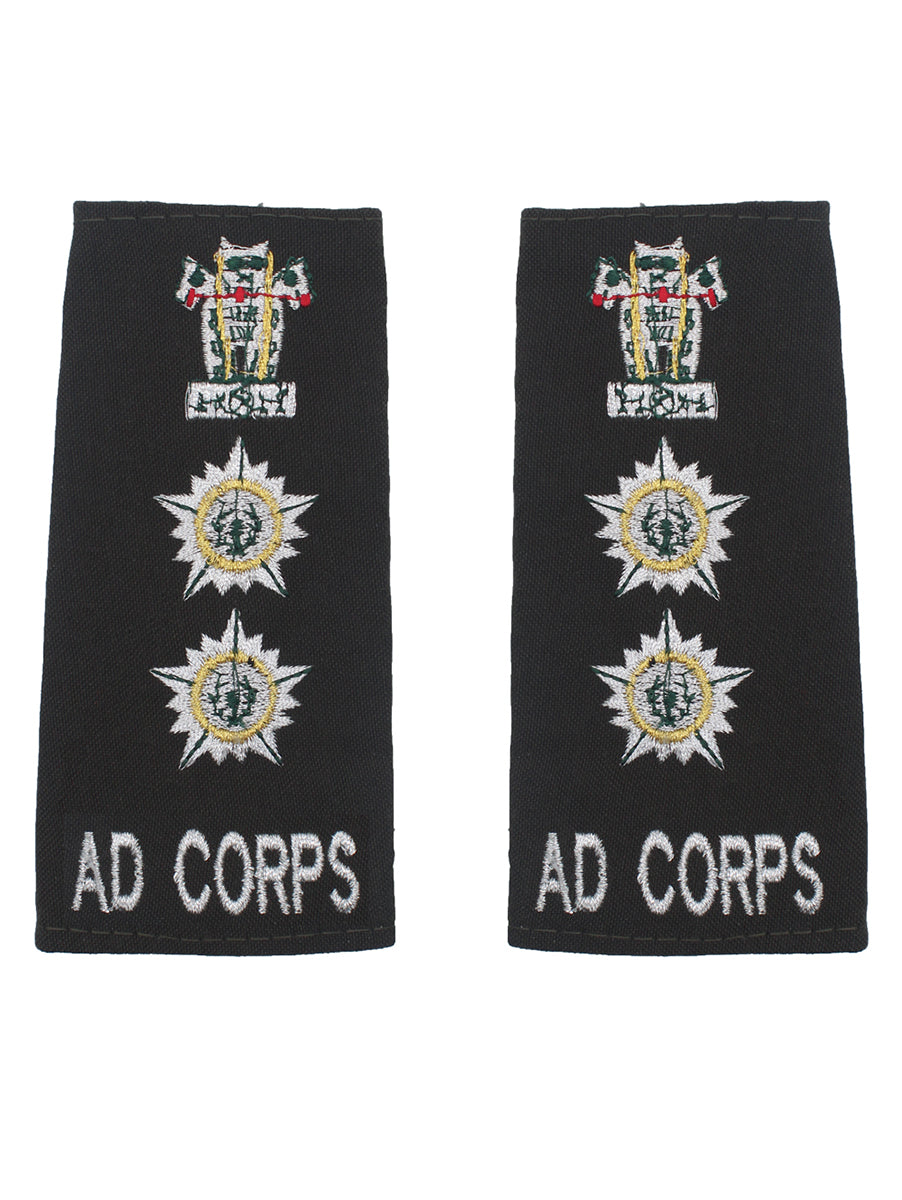Epaulette Captain The Army Dental Corps