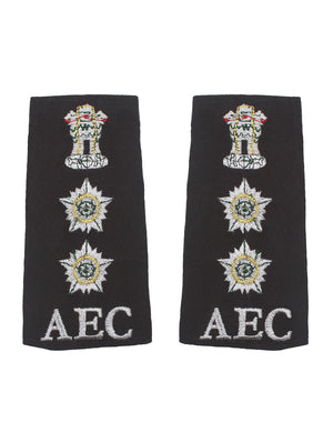 Epaulette Captain Army Education Corps