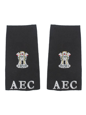Epaulette Major Army Education Corps