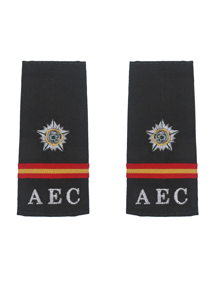 Epaulette Naib Subedar Army Education Corps