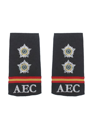 Epaulette Subedar Army Education Corps