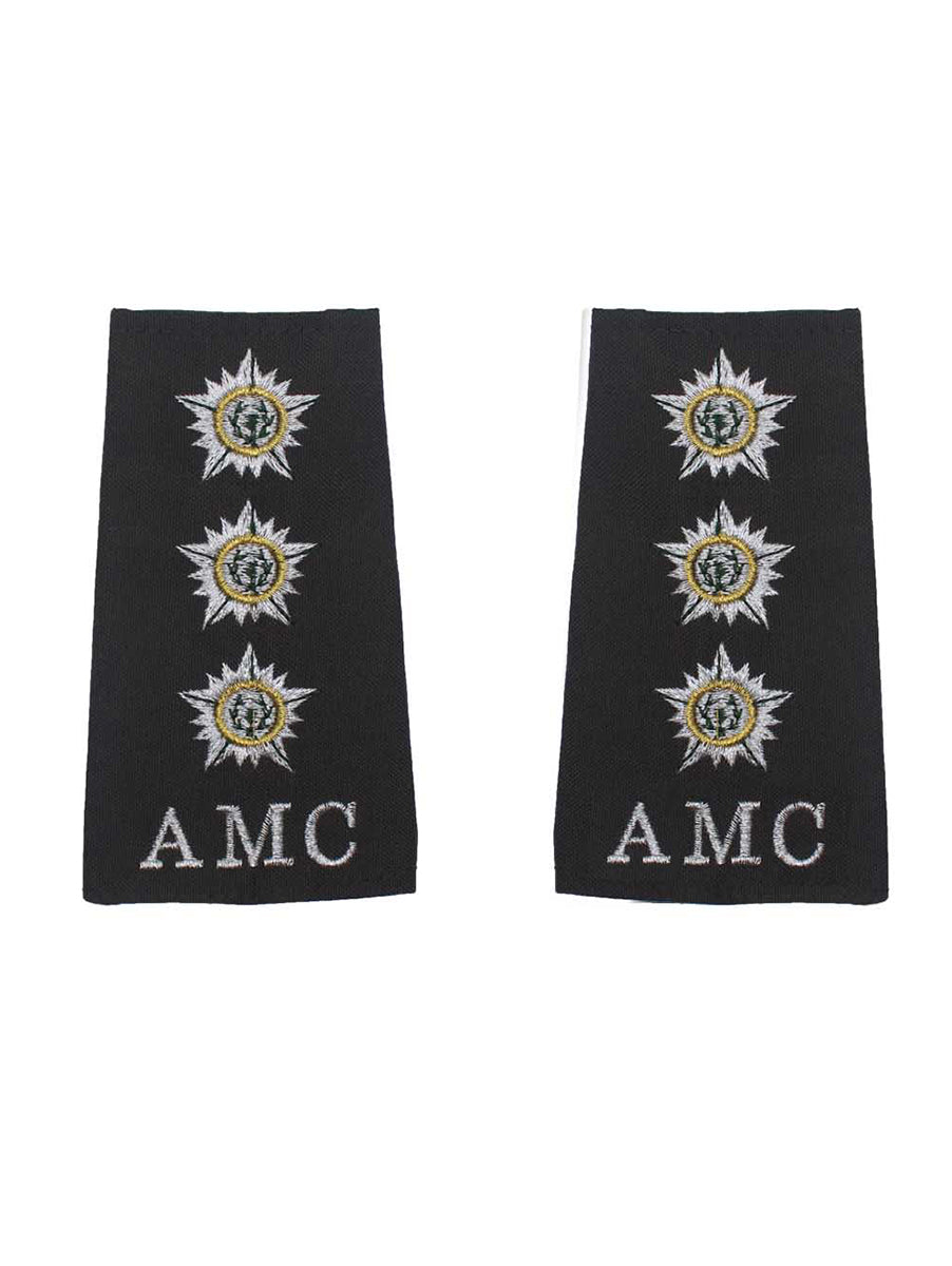 Epaulette Captain Army Medical Corps