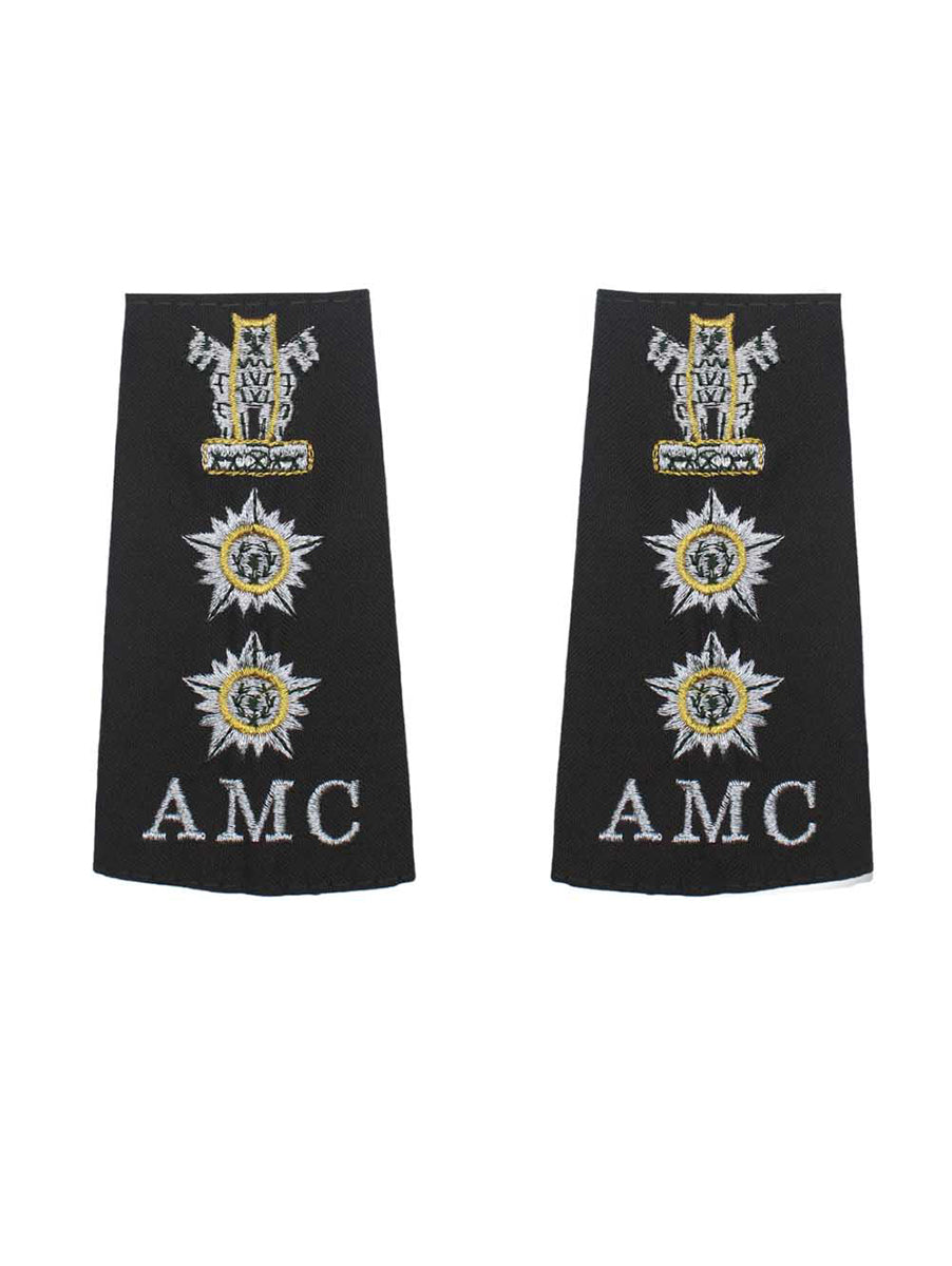 Epaulette Colonel Army Medical Corps