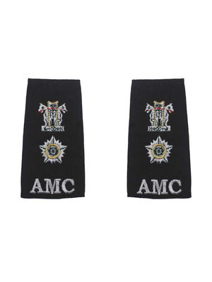 Epaulette Lieutenant Colonel Army Medical Corps