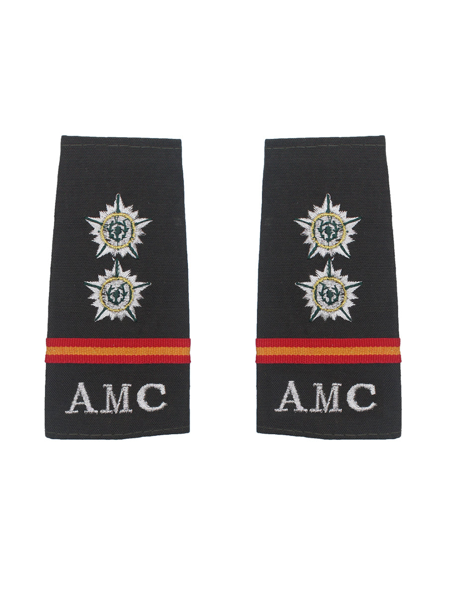 Epaulette Subedar Army Medical Corps