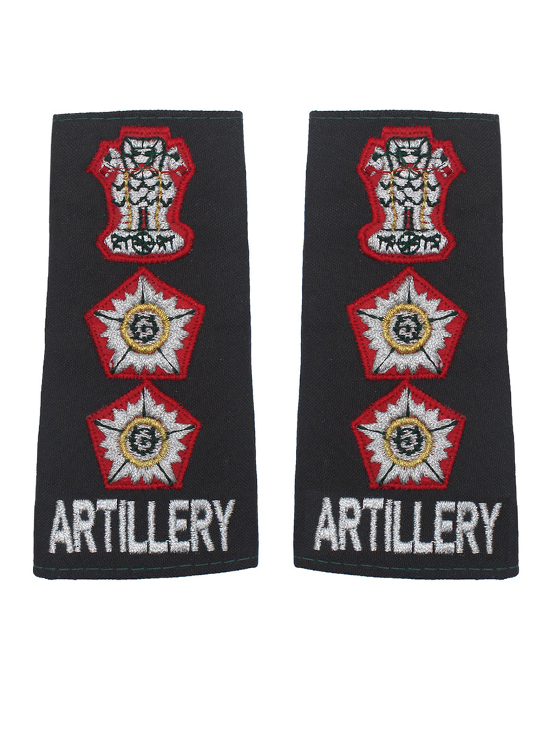 Epaulette Captain Regiment of Artillery