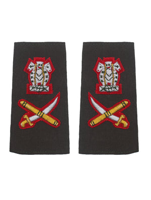 Epaulette Lieutenant General Regiment of Artillery