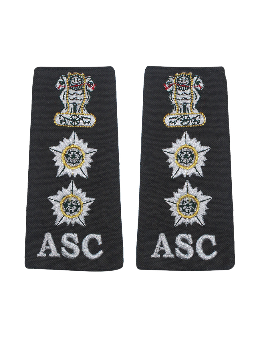 Epaulette Captain Army Service Corps