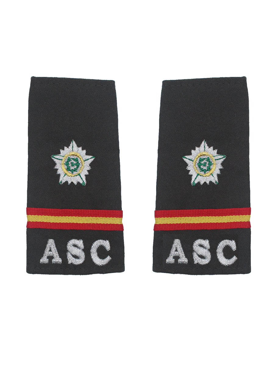 Epaulette Naib Subedar The Army Service Corps