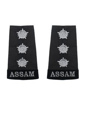 Epaulette Captain Assam Regiment