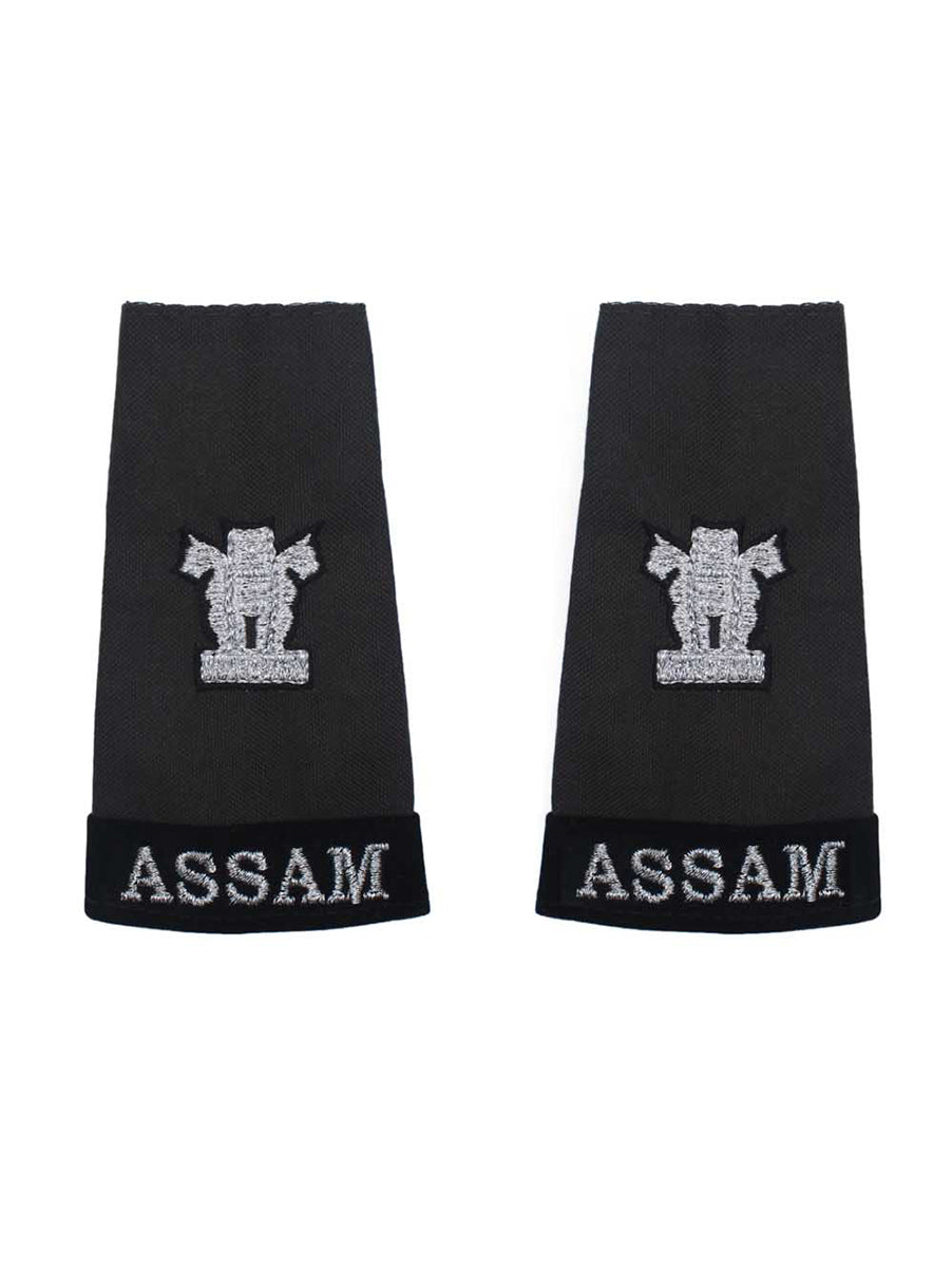Epaulette Major Assam Regiment