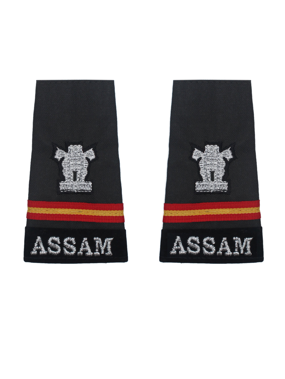 Epaulette Subedar Major Assam Regiment