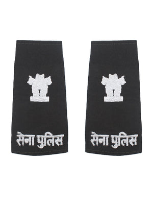 Epaulette Major Center Military Police Hindi