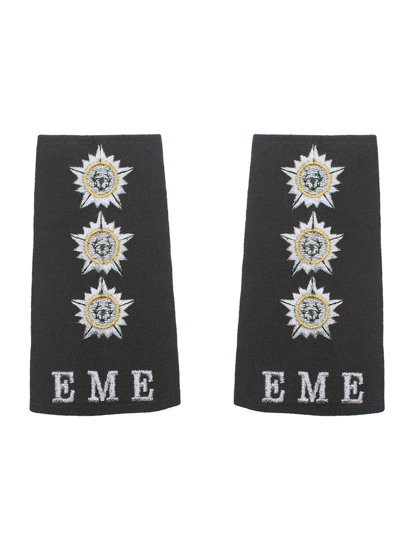 Epaulette Captain The Corps of Electronics and Mechanical Engineers