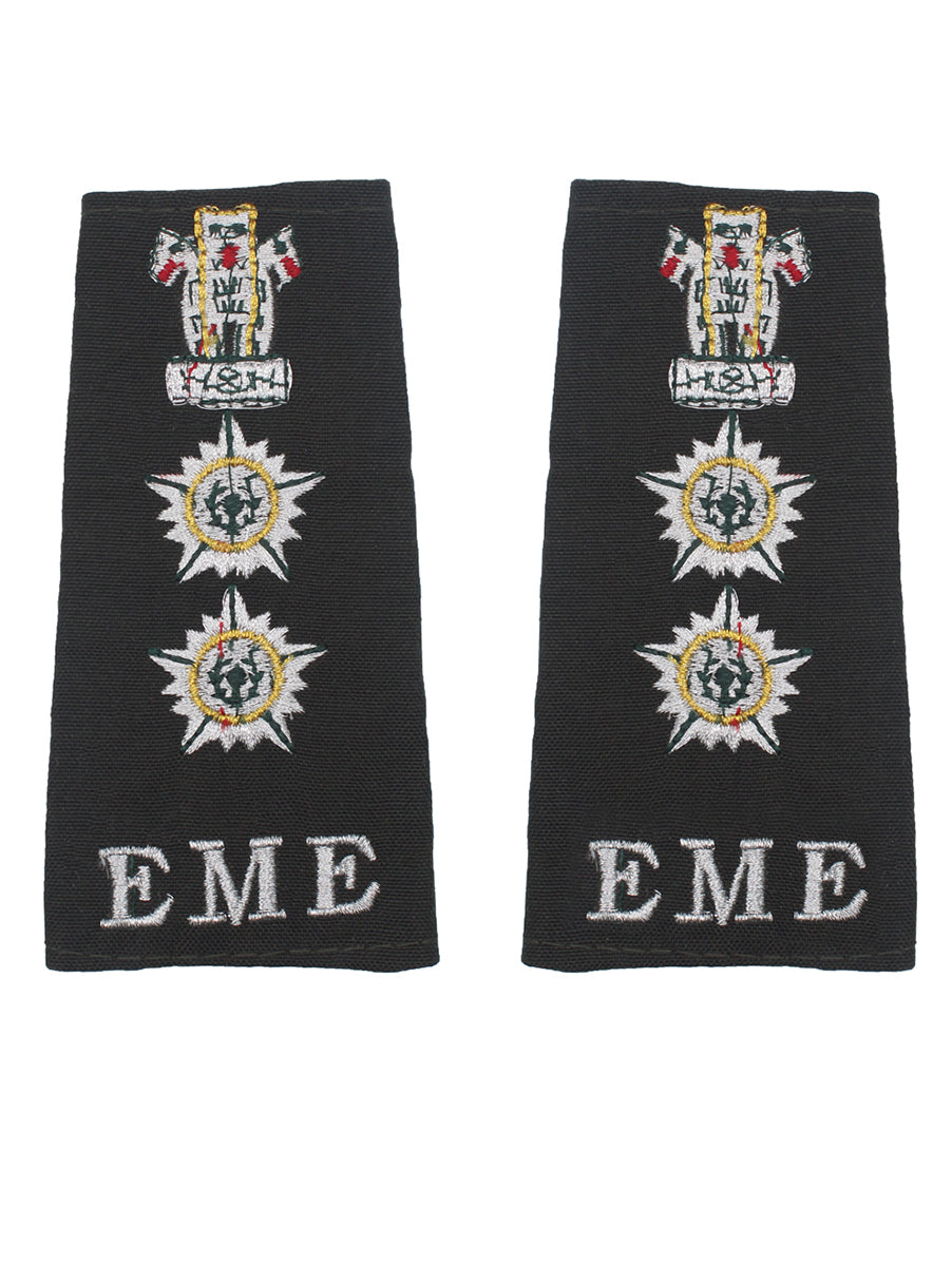 Epaulette Colonel The Corps of Electronics and Mechanical Engineers