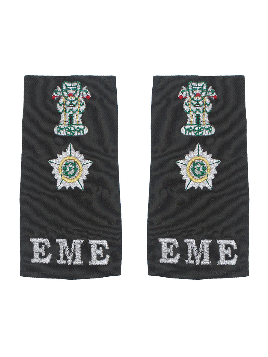 Epaulette Lieutenant Colonel The Corps of Electronics and Mechanical Engineers