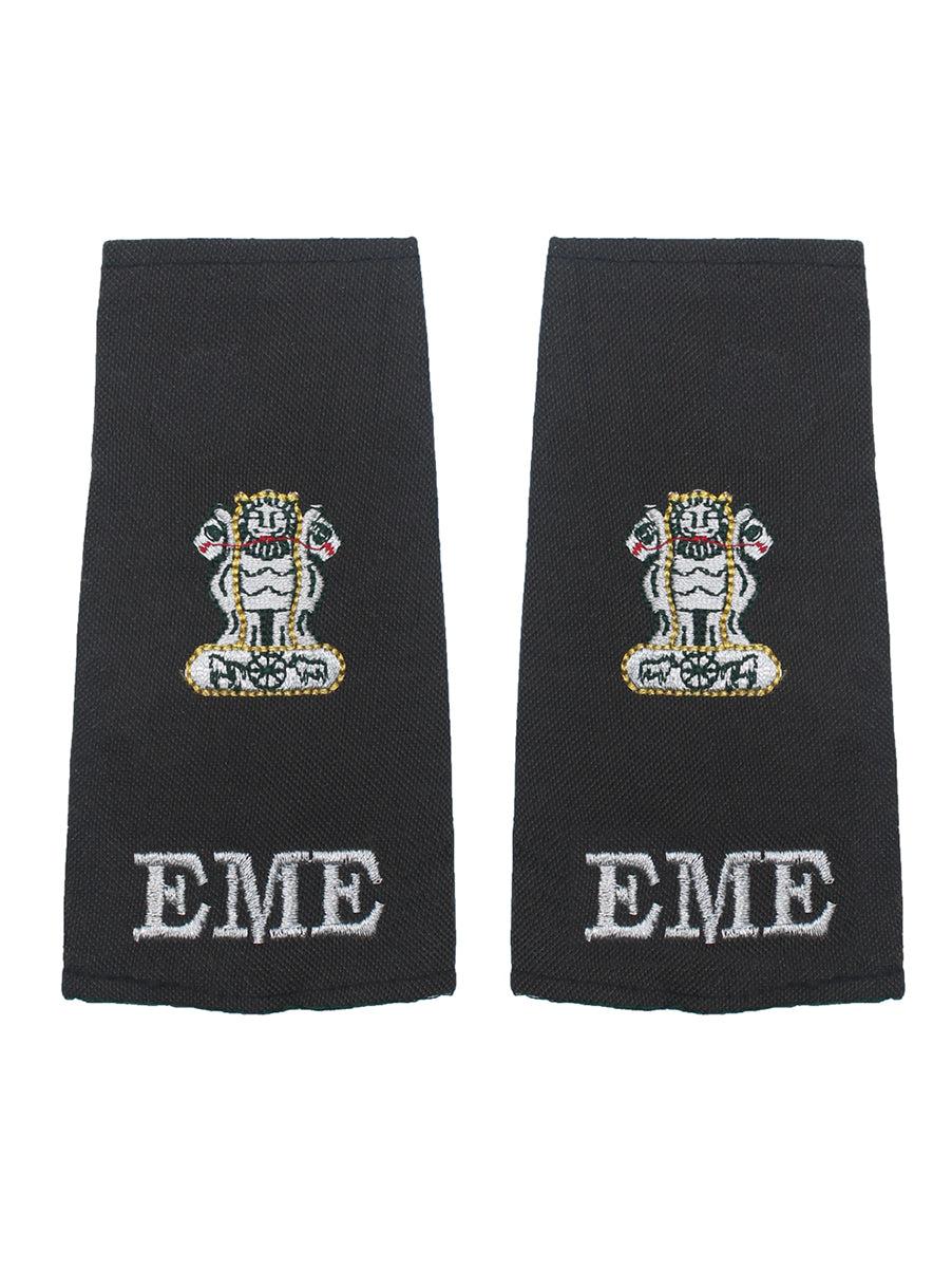 Epaulette Major The Corps of Electronics and Mechanical Engineers