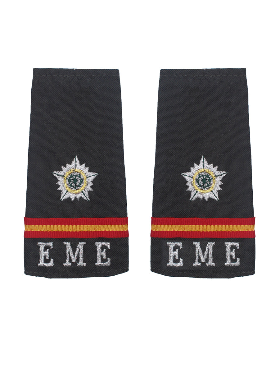 Epaulette Naib Subedar The Corps of Electronics and Mechanical Engineers