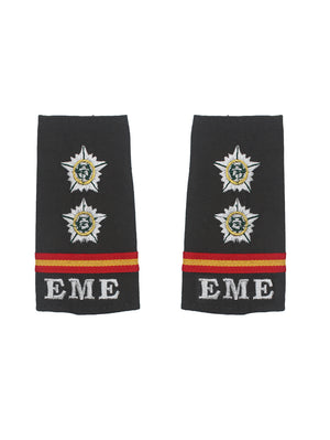 Epaulette Subedar The Corps of Electronics and Mechanical Engineers
