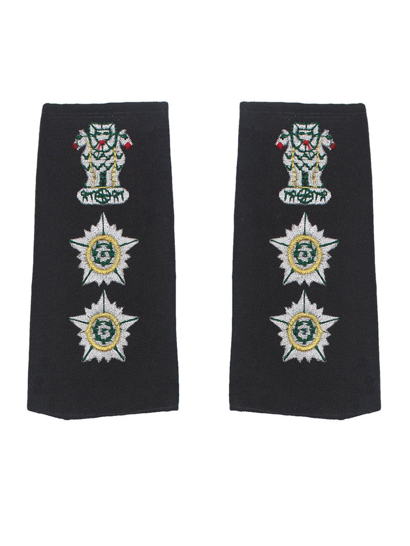 Epaulette Captain The Corps of Engineers