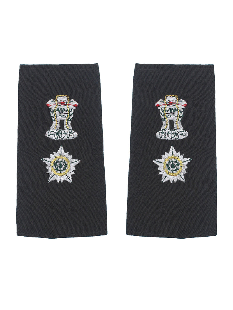 Epaulette Lieutenant Colonel The Corps of Engineers