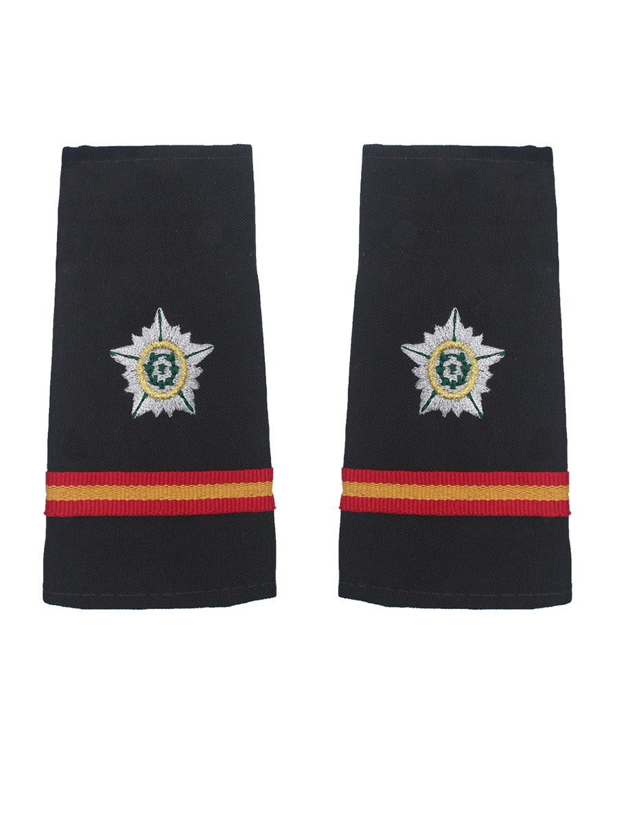 Epaulette Naib Subedar The Corps of Engineers