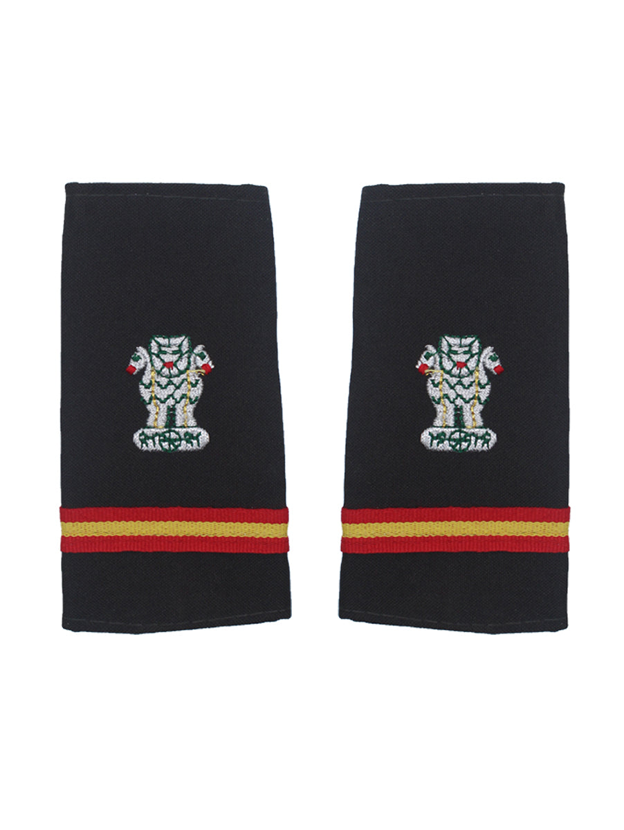 Epaulette Subedar Major The Corps of Engineers