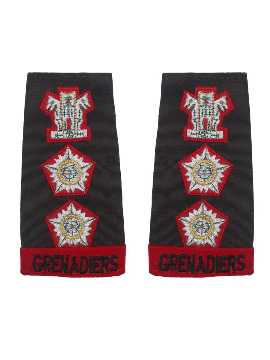 Epaulette Captain The Grenadiers