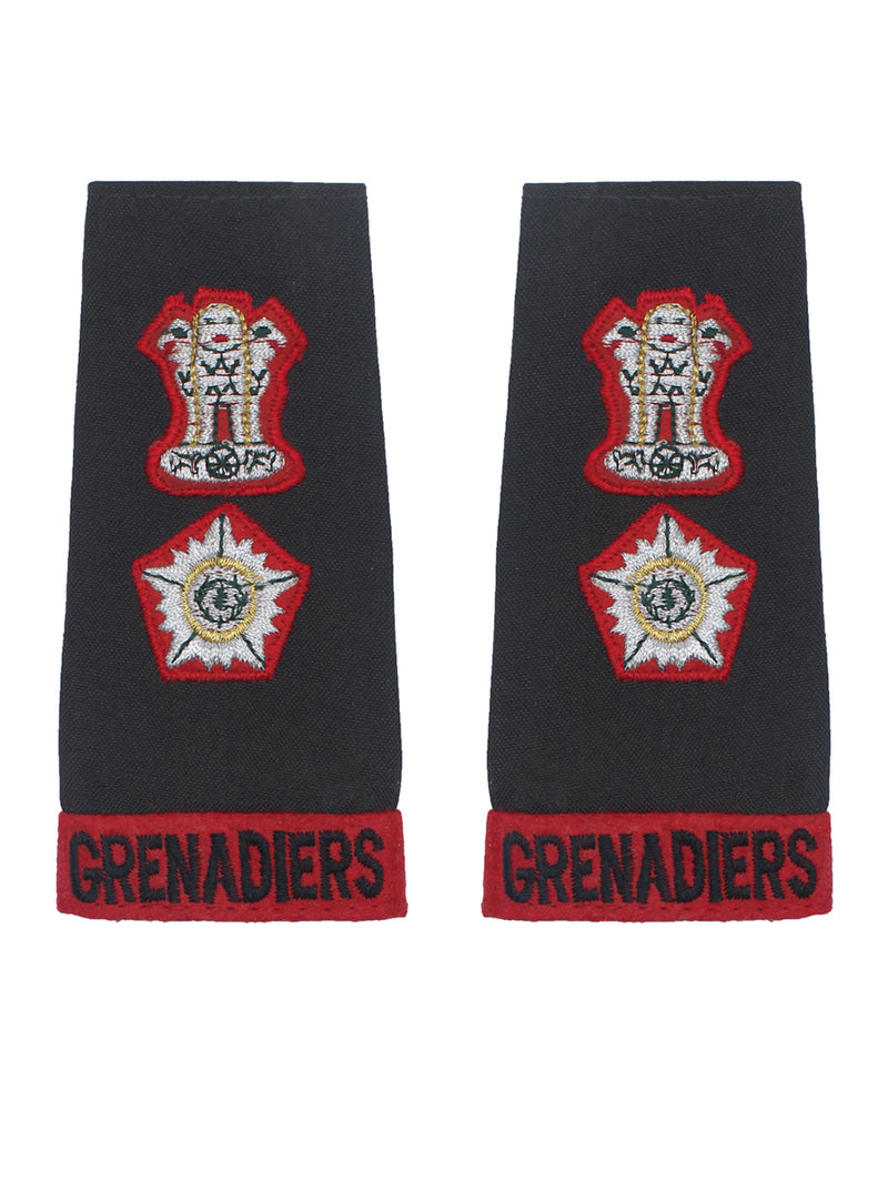 Epaulette Lieutenant Colonel The Grenadiers