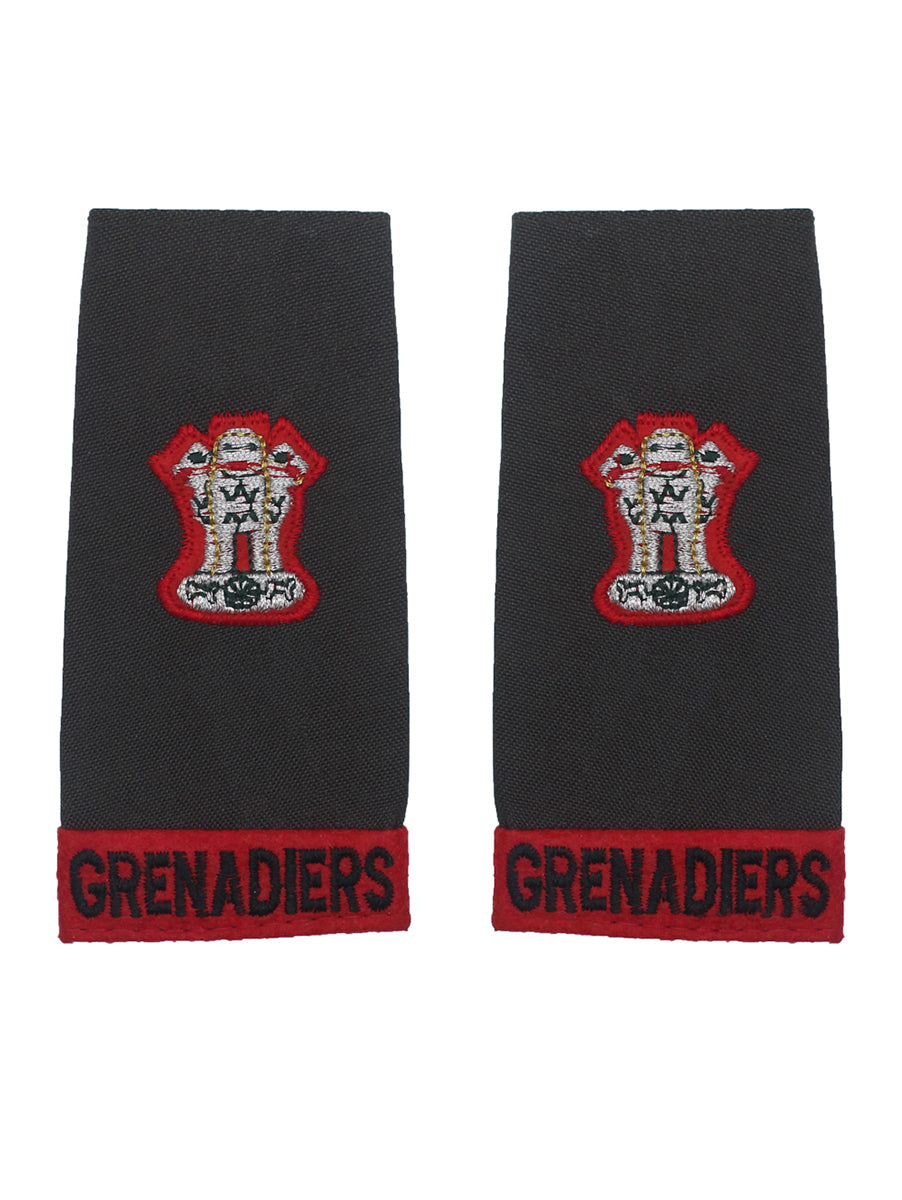Epaulette Major The Grenadiers