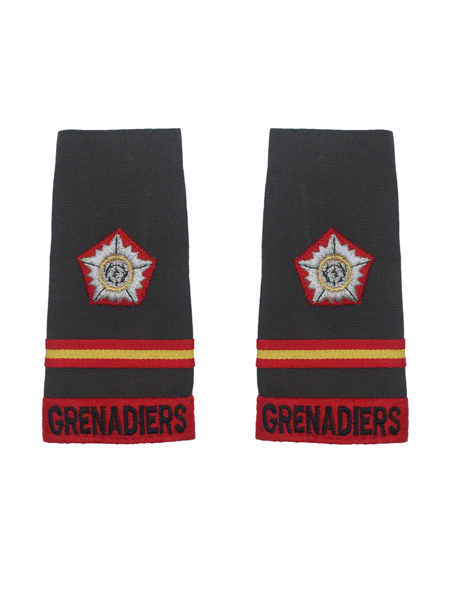 Epaulette Naib Subedar The Grenadiers