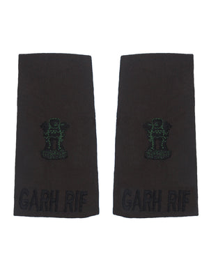 Epaulette Major Garhwal Rifles