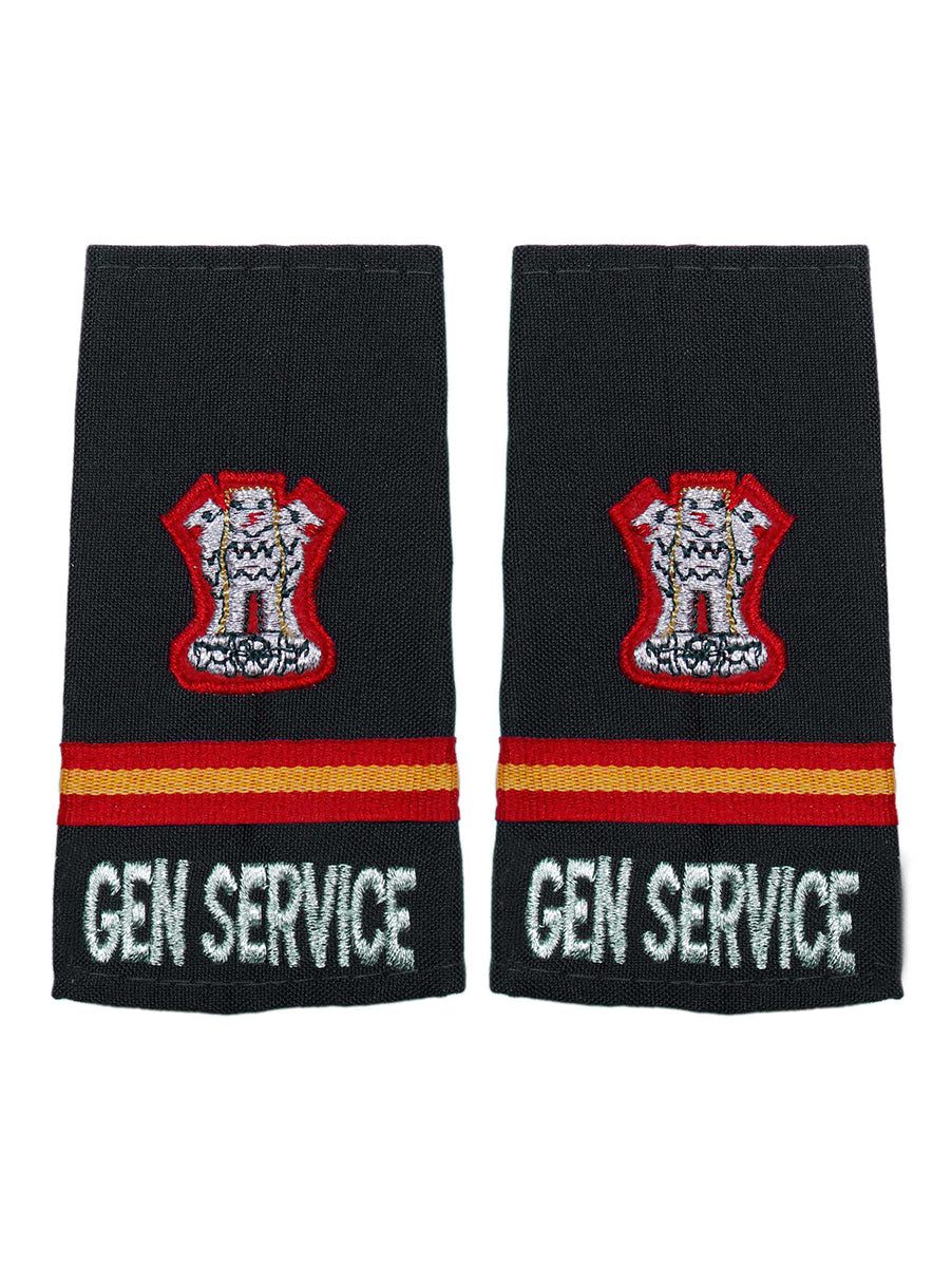 Epaulette Subedar Major General Service