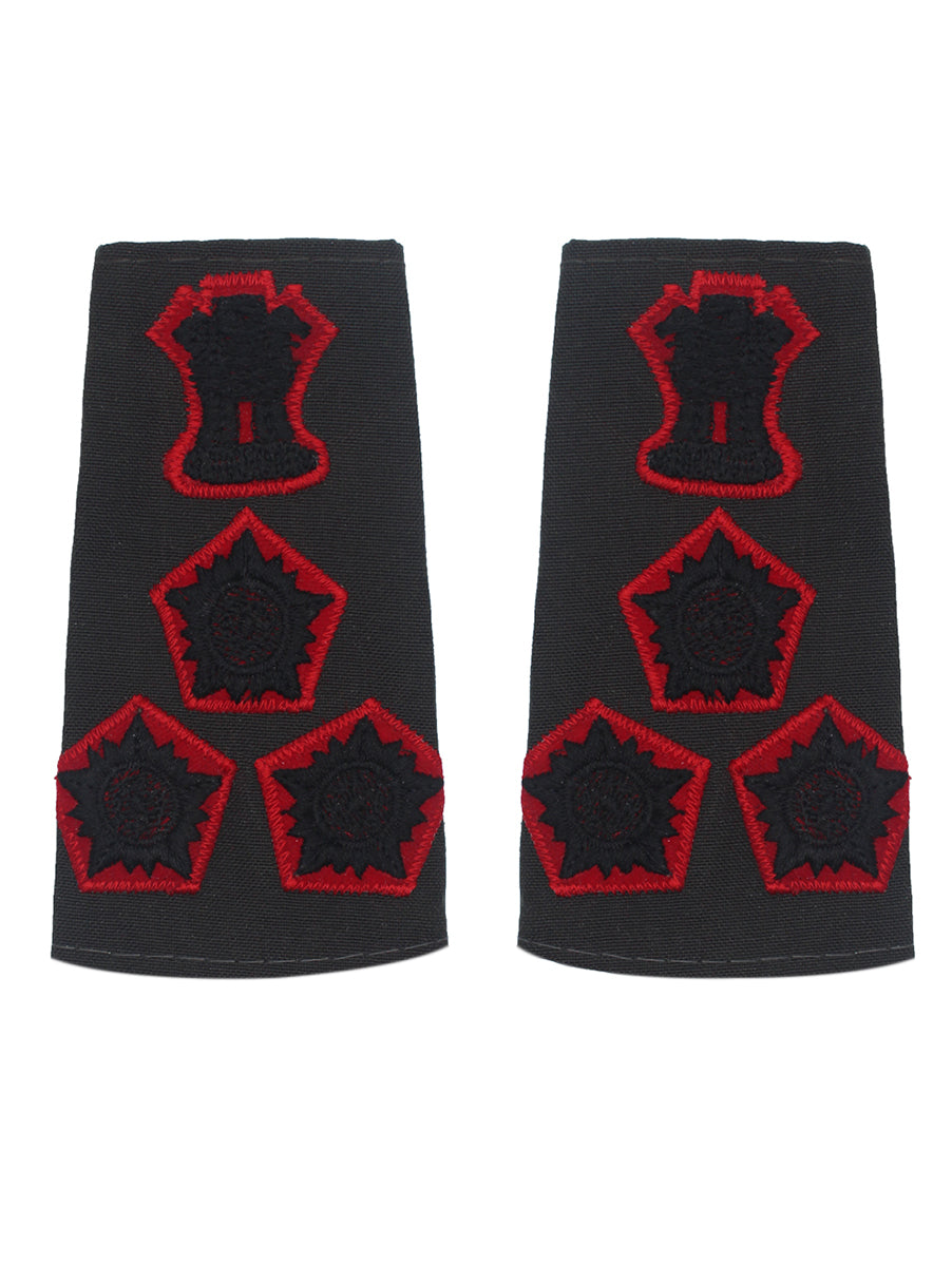 Epaulette Brigadier Jammu And Kashmir Light Infantry