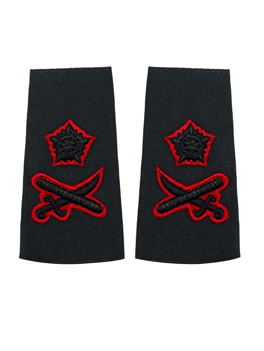 Epaulette Major General Jammu And Kashmir Light Infantry