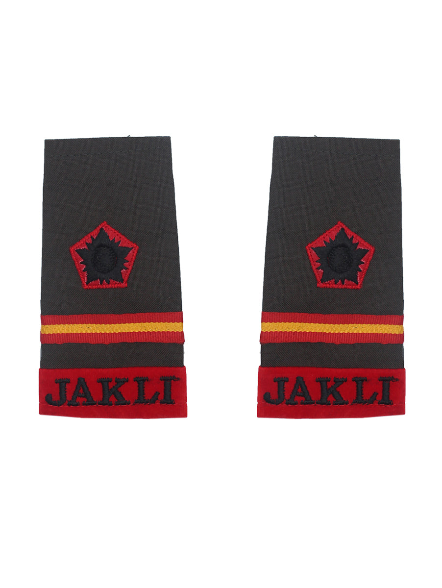 Epaulette Naib Subedar Jammu And Kashmir Light Infantry