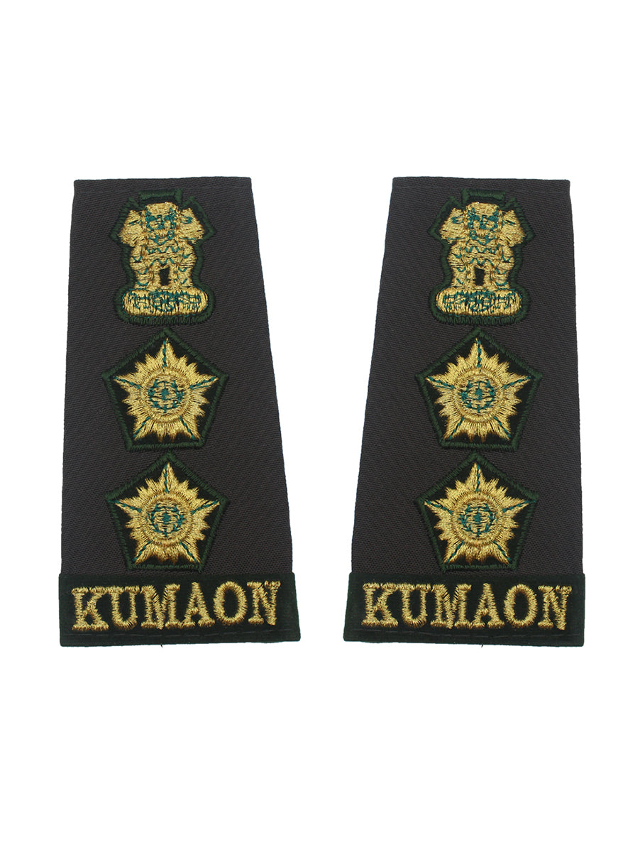 Epaulette Captain Kumaon Regiment