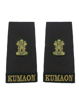 Epaulette Major Kumaon Regiment