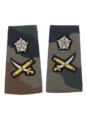Epaulette Major General Maratha Light Infantry