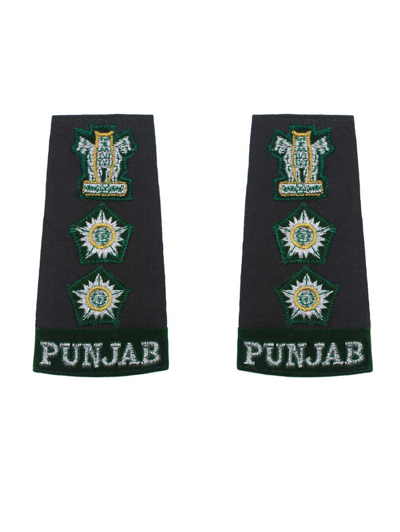 Epaulette Colonel Punjab Regiment
