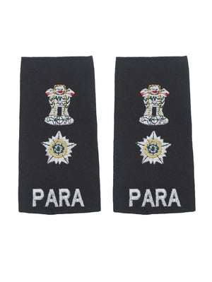 Epaulette Lieutenant Colonel The Parachute Regiment