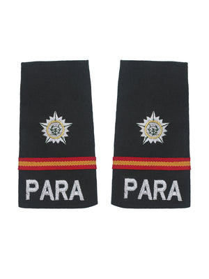 Epaulette Naib Subedar The Parachute  Regiment