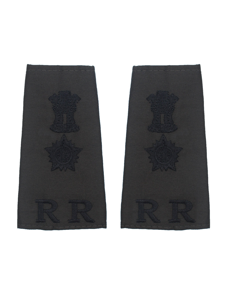 Epaulette Lieutenant Colonel The Rashtriya Rifles