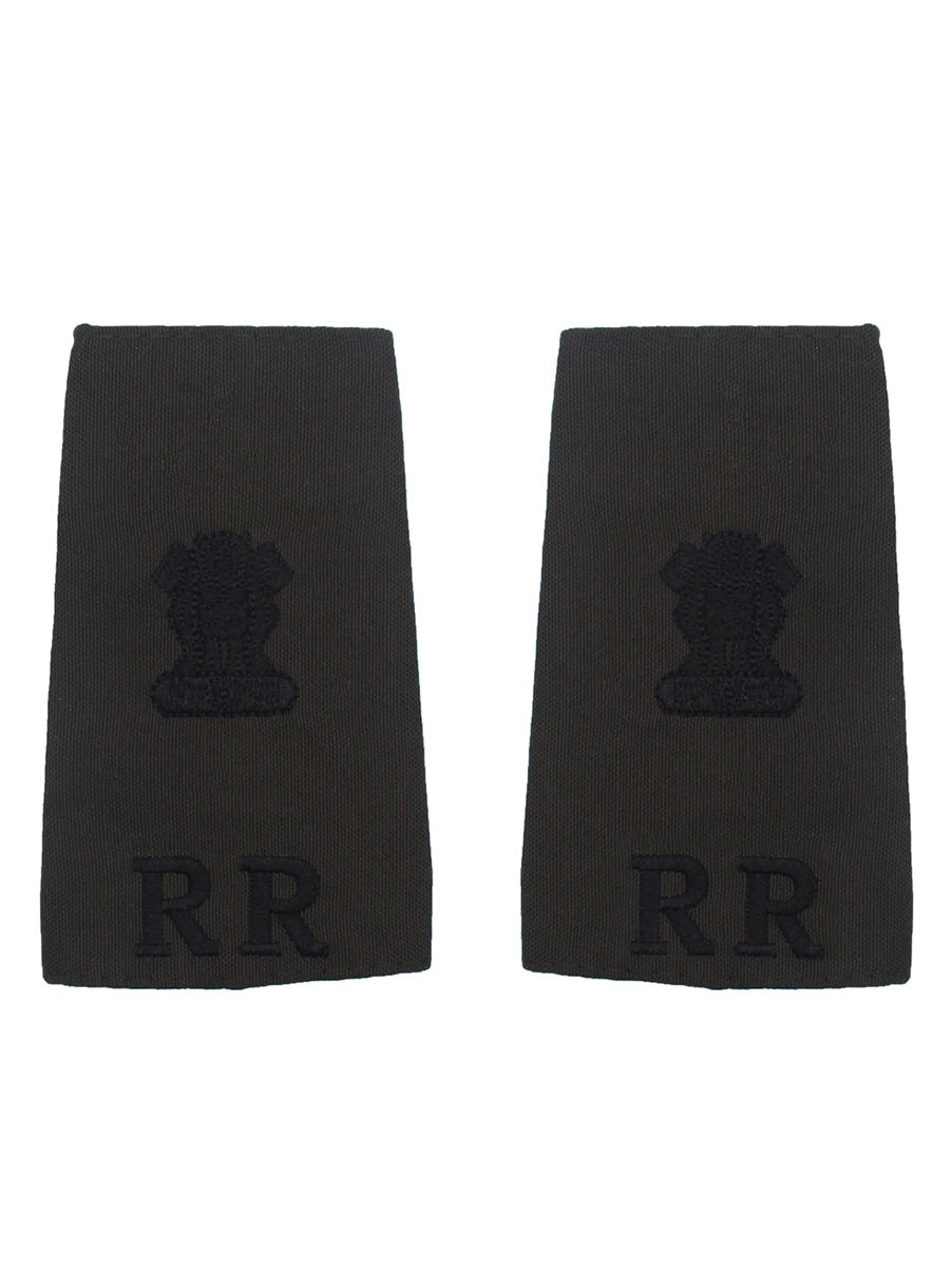 Epaulette Major The Rashtriya Rifles