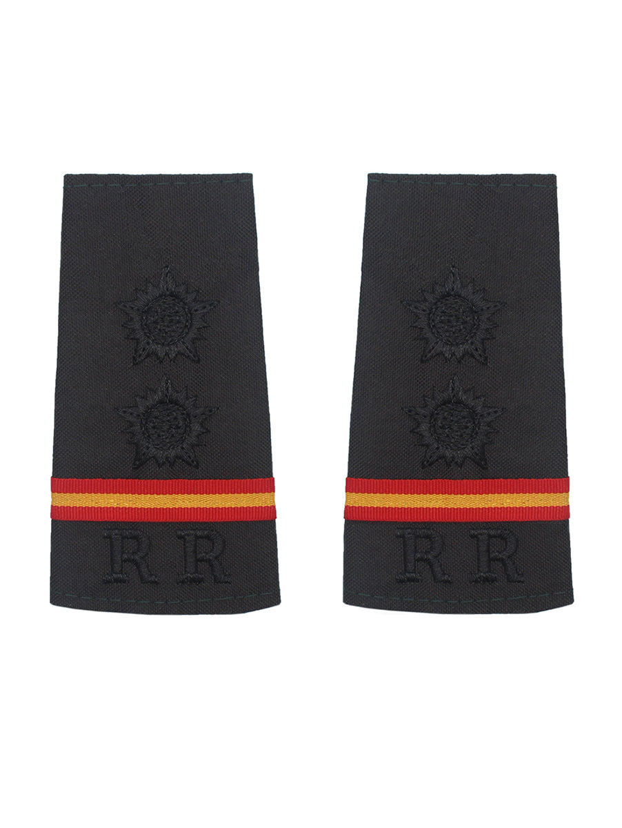 Epaulette Subedar The Rashtriya Rifles