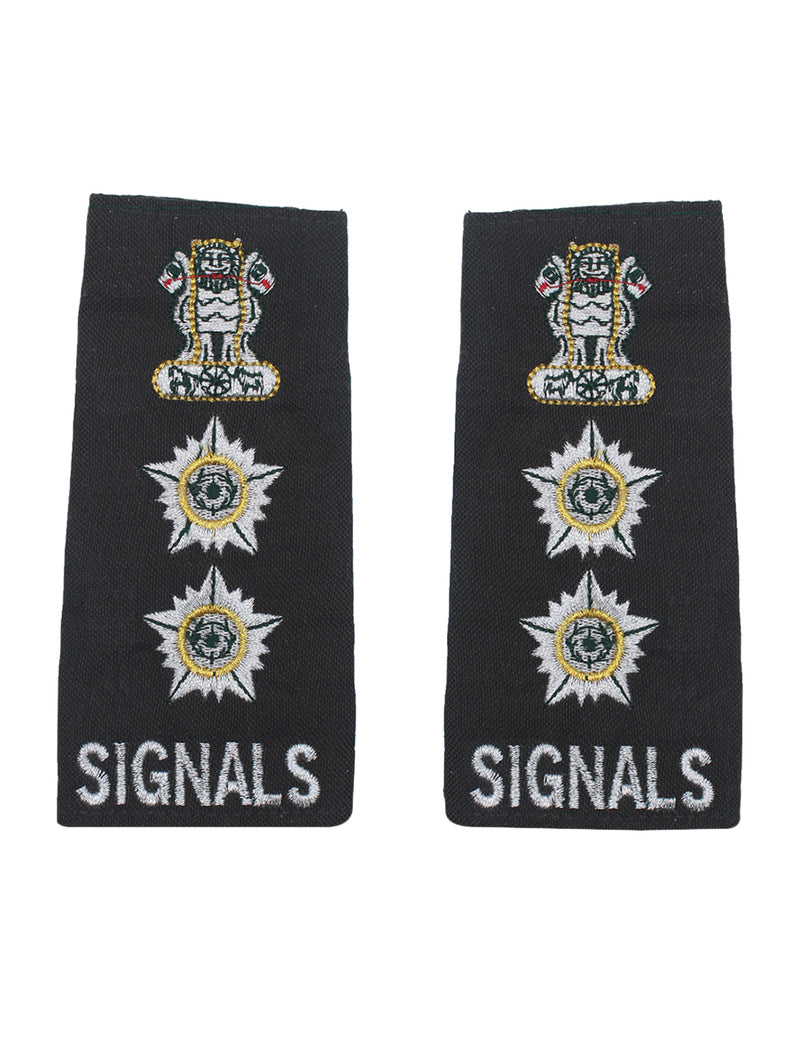Epaulette Captain The Corps of Signals