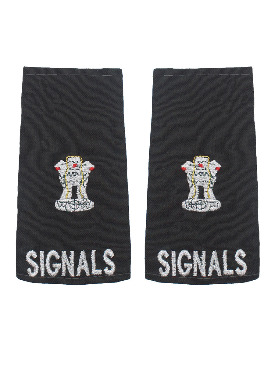 Epaulette Major The Corps of Signals